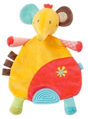 Fehn safari hračka s kousátkem slon