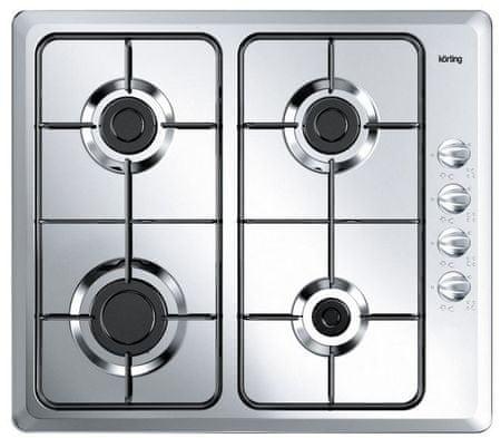 Körting plinska kuhalna plošča KG64EX2