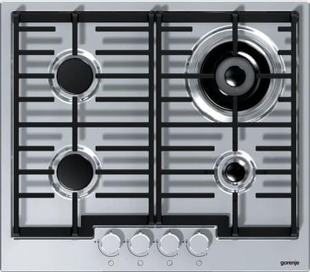 Gorenje plinska kuhalna plošča GW6N41IX