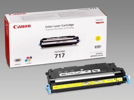 Canon toner, rumen CRG-717 (2575B002AA)