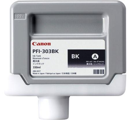 Canon črnilo, črno PFI-303 (PFI-303 BK)