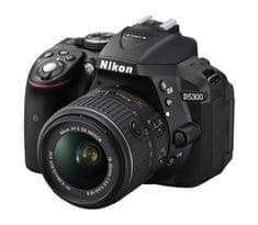 Nikon digitalni fotoaparat D5300 + 18-55VR + Fatbox + UV AIR filter