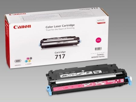 Canon toner, Magenta CRG-717 (2576B002AA)