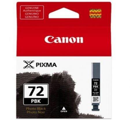 Canon črnilo, foto črno PGI-72 (PGI-72 PBK)