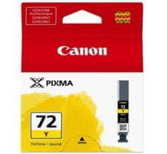 Canon tinta, žuta PGI-72 (PGI-72 Y)