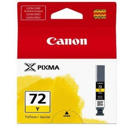 Canon črnilo, rumeno PGI-72 (PGI-72 Y)