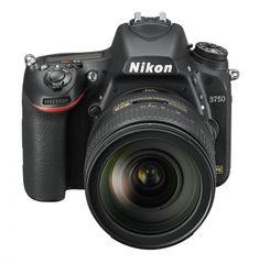 Nikon digitalni fotoaparat D750 kit 24-120VR + Fatbox + baterija Phottix