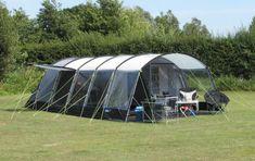 Kampa šotor Croyde 8 S3