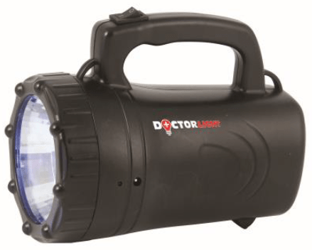Velamp latarka LED z akumulatorem IR551LED