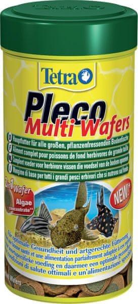Tetra Pleco Multi Wafer 250ml