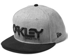 Oakley 75' Snap-back Cap
