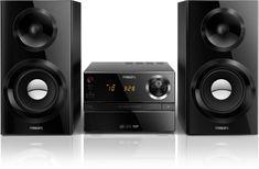 PHILIPS MCM2350/12 Mikro zenei rendszer (USB,MP3-CD,70 Watt RMS)