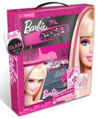 Barbie Zestaw do przedłużania włosów z torebką