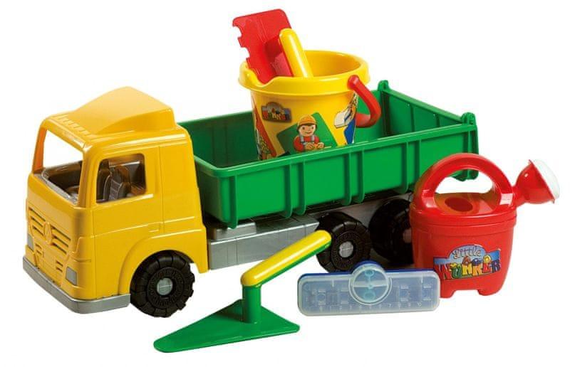 Androni Nákladní auto s doplňky