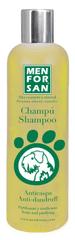 Menforsan naravni pasji šampon proti prhljaju z limono 300 ml