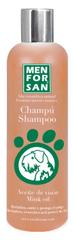 Menforsan Ochranný šampon s norkovým olejem 300ml