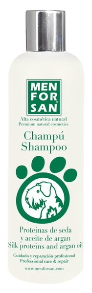 Menforsan Šampon s arganovým olejem pro psy 300ml