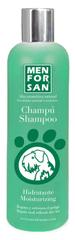 Menforsan Přírodní hydratační šampon se zeleným jablkem 300ml
