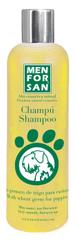 Menforsan nežen šampon iz pšeničnih kalčkov za pasje mladiče, 300 ml