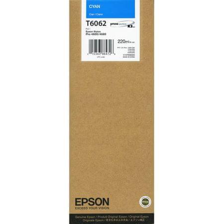Epson črnilo, barvno Cyan Stylus PRO 4800/ 4880 (220ml)