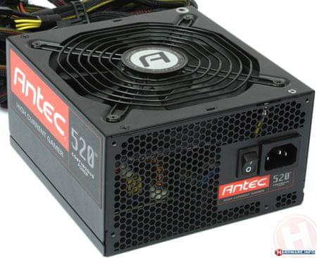 Antec napajalnik ATX 520W 12V HCG-520M EC
