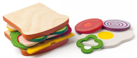 Woody Zestaw Przygotuj kanapkę