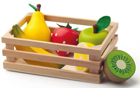 Woody Prepravka s ovocím