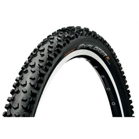 Continental MTB pnevmatika Explorer, 26 × 2,1, črna