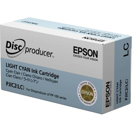 Epson toner PJIC2 svijetlo cijan (C13S020448)