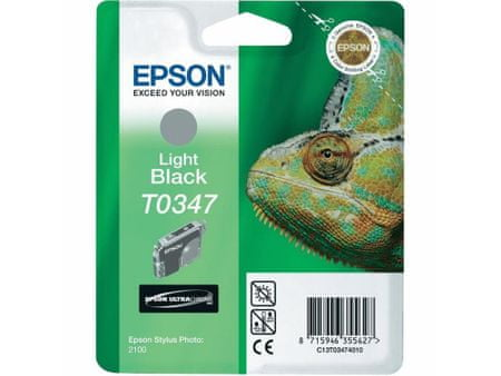 Epson kartuša T0347 Light Black (C13T03474010)