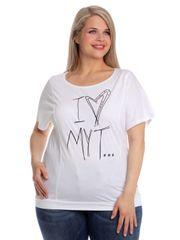 Oliver dámské tričko pro plnoštíhlé 1d8ca98ad33