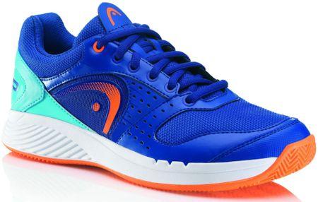 Head Sprint Team Clay Men blue/socking orange 46
