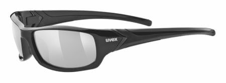 Uvex Sportstyle 211 Black/Ltm Silver (2216)