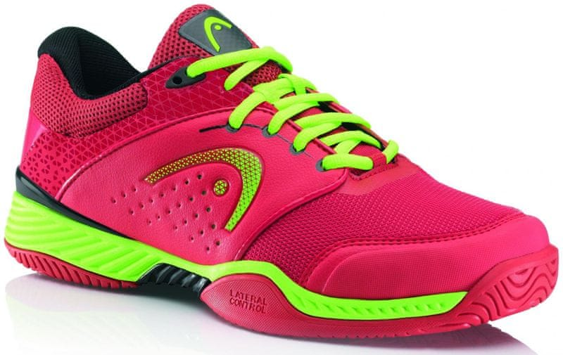 Head Chase Men red/neon green 46,5