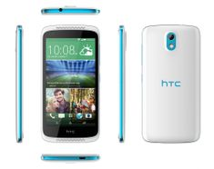 HTC Desire 526G, Dual SIM, bílý
