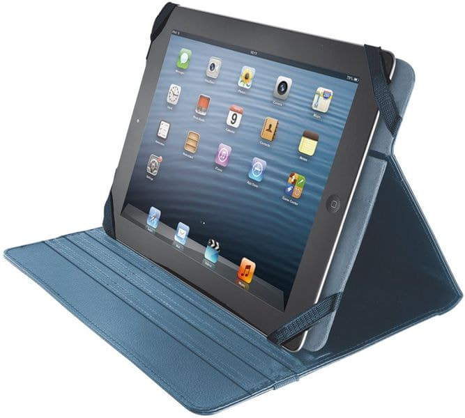 """Trust Universal Folio Stand for 10"""" tablets blue (19325)"""