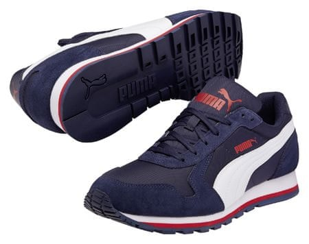 ee8f6d7f3d Puma St Runner NL Peacoat Női futó cipő, 44.5, Sötét Kék   MALL.HU