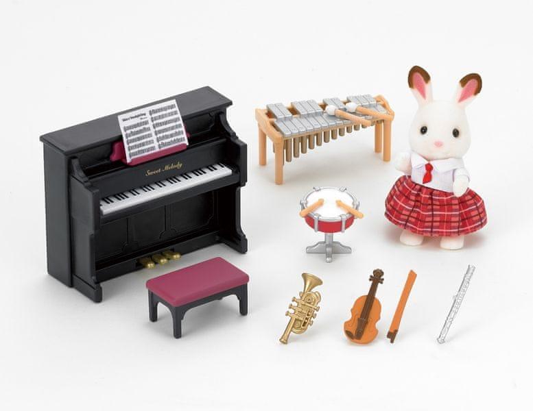 Sylvanian Families Školní hudební pomůcky set 5106
