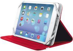 Trust Verso Univerzális tablet tok, Piros
