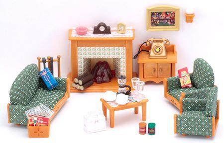 Sylvanian Families Luksusowy zestaw do salonu 2959