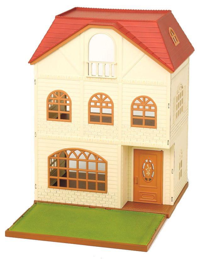 Třípatrový dům Sylvanian