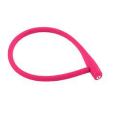 Knog ključavnica Kabana Cable Lock, roza