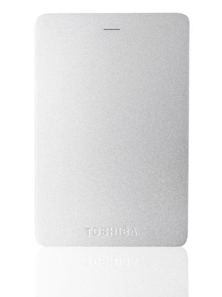 "TOSHIBA Canvio Alu 3S 1TB / Externí / USB 3.0 / 2,5"" / Silver (HDTH310ES3AA)"