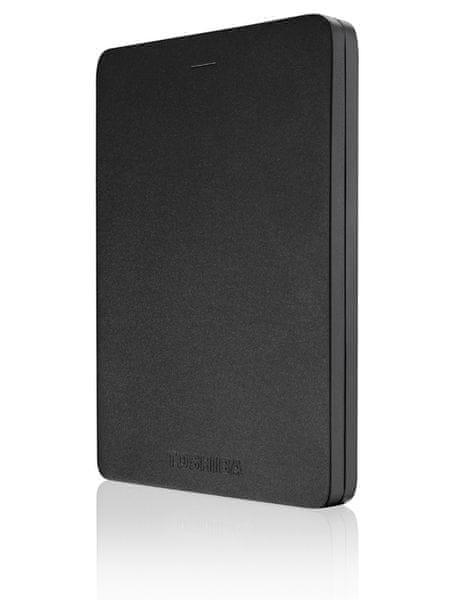 "TOSHIBA Canvio Alu 3S 2TB / Externí / USB 3.0 / 2,5"" / Black (HDTH320EK3CA)"