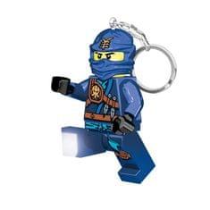 LEGO® Ninjago Jay privjesak za ključeve s LED svjetlom