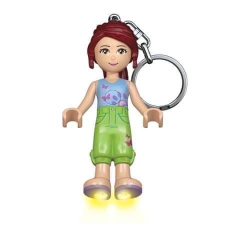 LEGO Friends Mia obesek za ključe z led lučjo