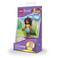 LEGO® Friends Andrea privjesak za ključeve s LED svjetlom