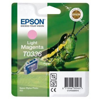 Epson kartuša T0336 Light Magenta (C13T03364010)