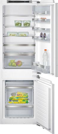 Siemens vgradni kombinirani hladilnik KI86NAD30