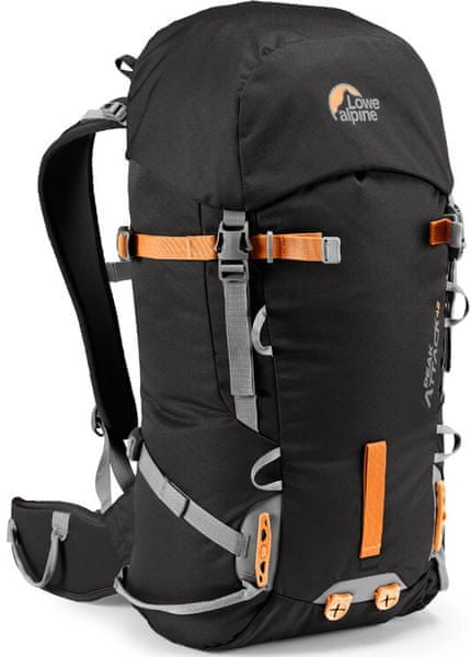 Lowe Alpine Peak Attack 42 black/pumpkin